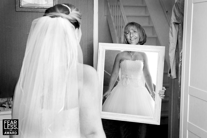 bruidsfotograaf Rikkemien wint Fearless award en award bij Masters of Dutch Wedding Photography